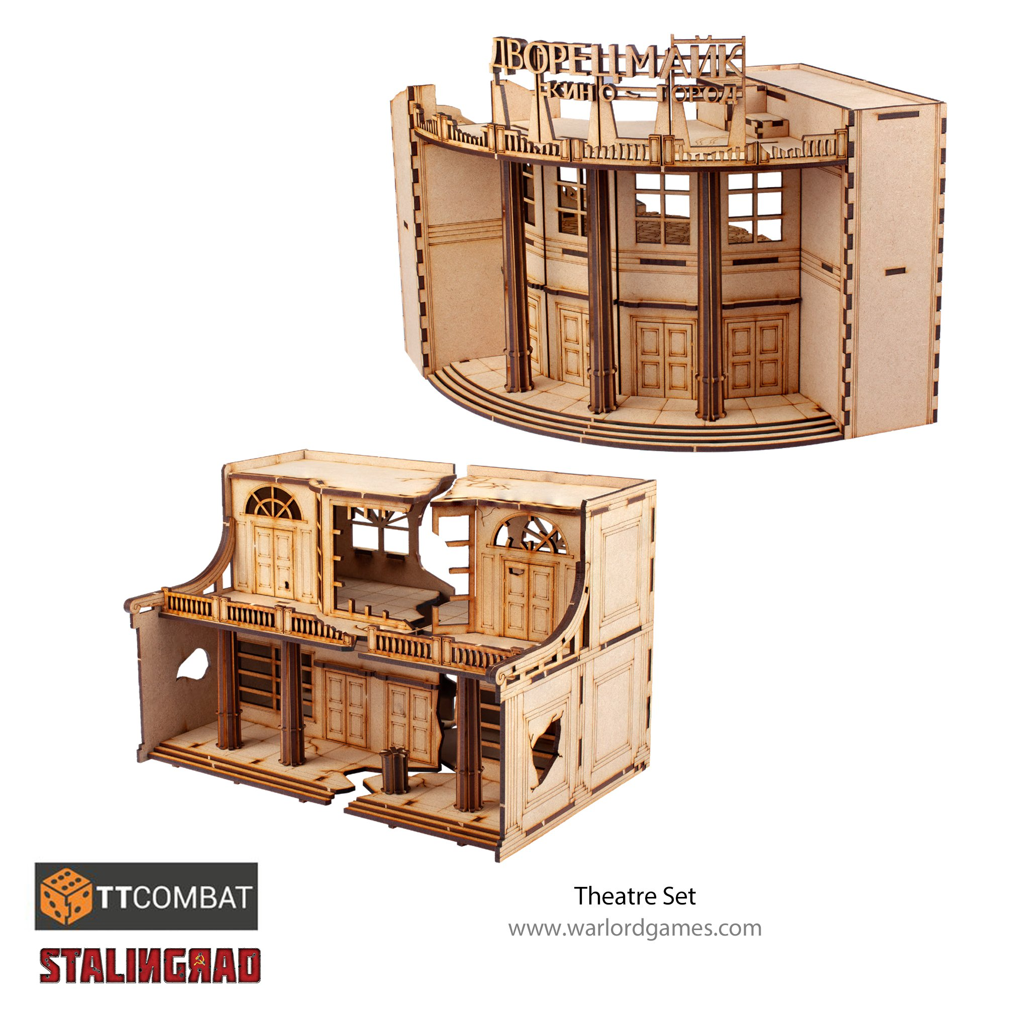 Warlord Games: Theatre Set