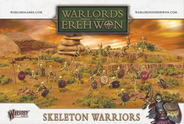 Warlords of Erehwon: Skeleton Warriors