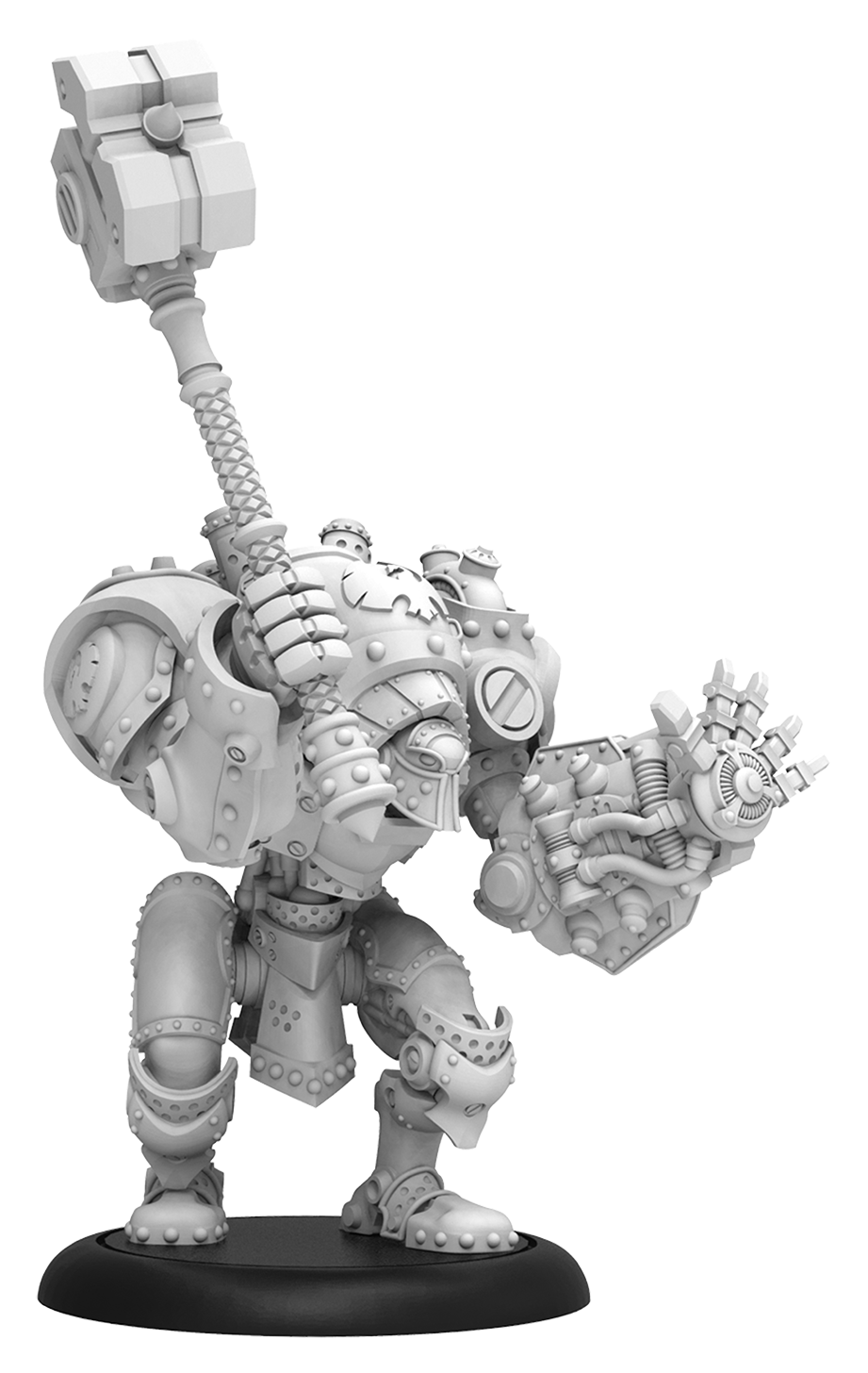 Warmachine: Cygnar (31123): Brickhouse Heavy Warjack [SALE]