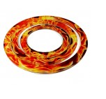 Warmachine/ Hordes: Full Art Area Of Effect Ring Set- Fire