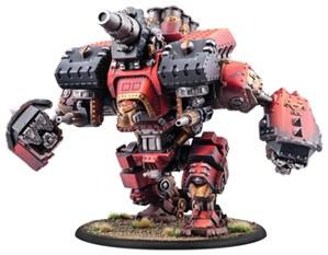 Warmachine: Khador (33109): Conquest/Victor, Colossal Warjack