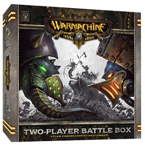 Warmachine MK3: Two Player Battle Box