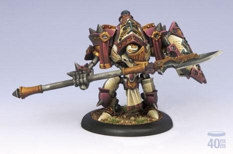 Warmachine: Menoth (32053): Blessing Of Vengeance