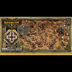 Warmachine: Menoth (32991): Army Box 2017 [BUNDLE DEAL]
