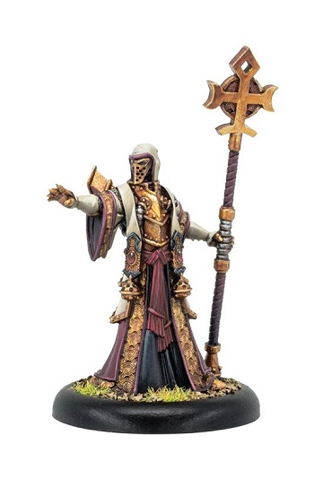 Warmachine: Menoth (92046): Potentate Severius