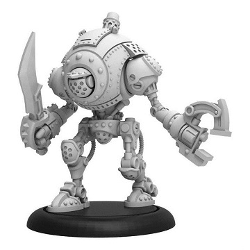 Warmachine: Mercenaries (41149): Swashbuckler Light Warjack