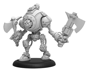 Warmachine: Mercenaries (41151): Scallywag Privateer - Light Warjack