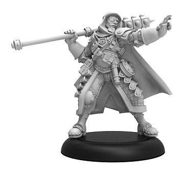 Warmachine: Mercenaries (41152): Steelhead Arcanist Solo