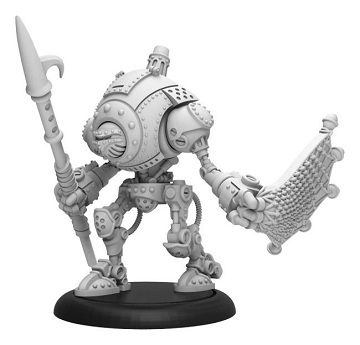 Warmachine: Mercenary (41160): Buccaneer Light Warjack