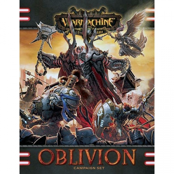 Warmachine: Oblivion Campaign Set Box