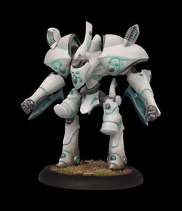 Warmachine: Retribution Of Scyrah (35006): Chimera Light Myrmidon