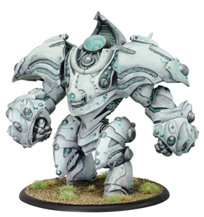Warmachine: Retribution Of Scyrah (35068): Helios/Hyperion, Colossal