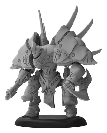 Warmachine: Retribution Of Scyrah (35081): Hemera, Heavy Warjack