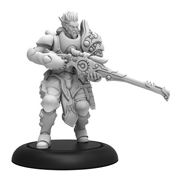 Warmachine: Retribution Of Scyrah (35090): Garryth, Eye of Vengeance