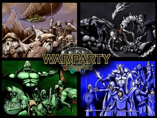 Warparty (Damaged)