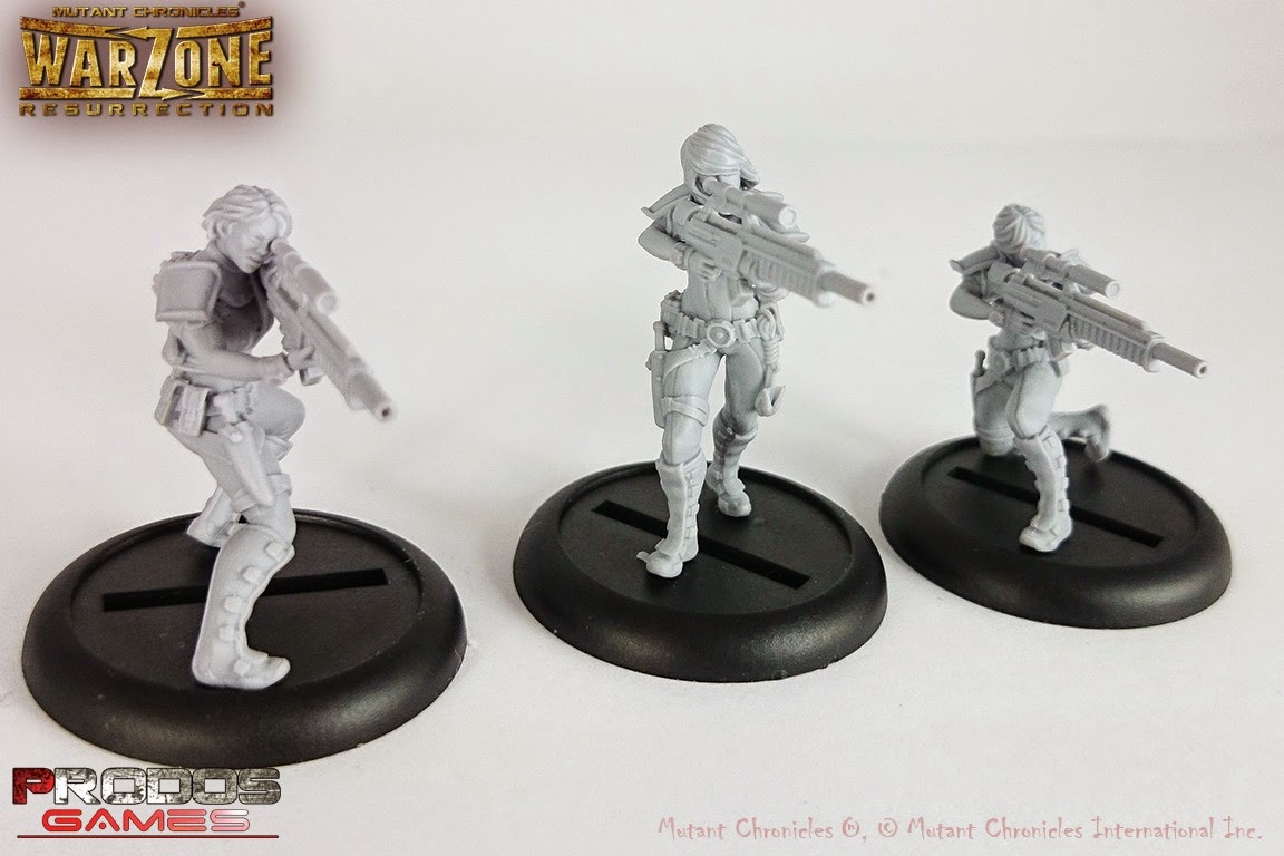 Warzone Resurrection: Imperial: Grey Ghosts