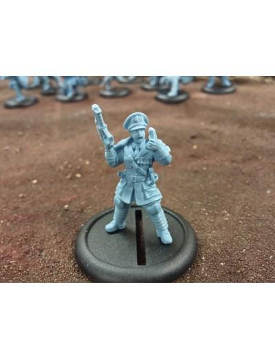 Warzone Resurrection: Imperial Heroes: Brigadier Sir P.D. Righteous Rist