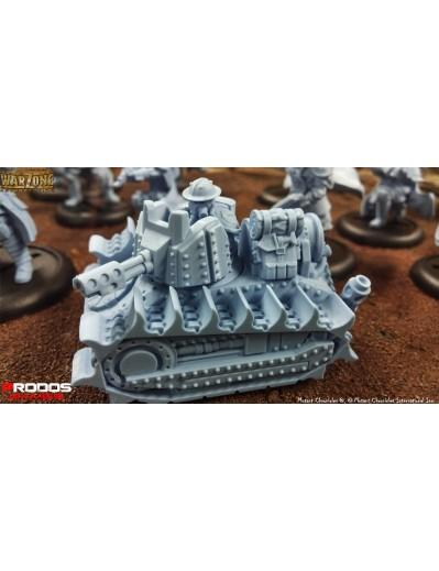 Warzone Resurrection: Imperial Light Vehicles: Greyhound LAFV