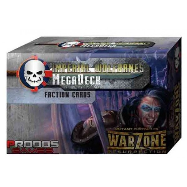Warzone Resurrection: Imperial Wolfbane MegaDeck