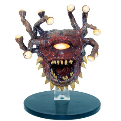 Waterdeep Dungeon of the Mad Mage: #029 Beholder Zombie (U)