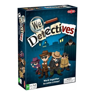 We Detectives [Damaged]