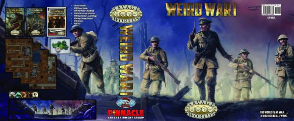 Weird War I: Collectors Box Set