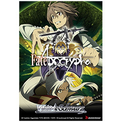 Weiss Schwarz: Fate/Apocrypha -Booster Pack