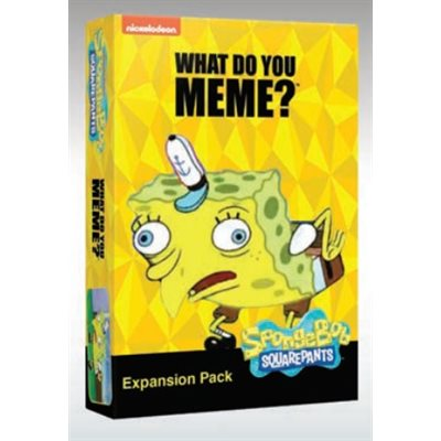 What Do You Meme? SpongeBob Squarepants