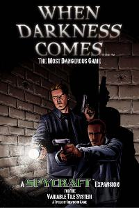 When Darkness Comes: The Most Dangerous Game [SALE]