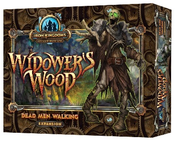 Widower's Wood: Dead Men Walking [SALE]