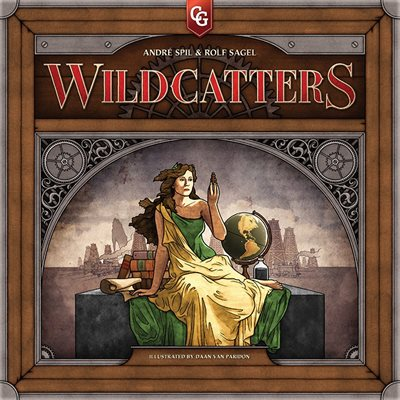 Wildcatters [Damaged]