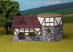 Ziterdas: 28mm Windmill House