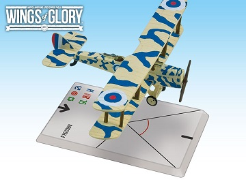 Wings Of Glory (WWI): Airco DH.4 (Cotton/ Betts)
