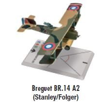 Wings Of Glory (WWI): Breguet BR.14 A2 (Stanley)