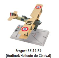 Wings Of Glory (WWI): Breguet BR.14 B2 (Audinot)