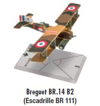Wings Of Glory (WWI): Breguet BR.14 B2 (Escadrille)