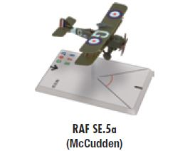 Wings Of Glory (WWI): RAF SE.5A (Mccudden)