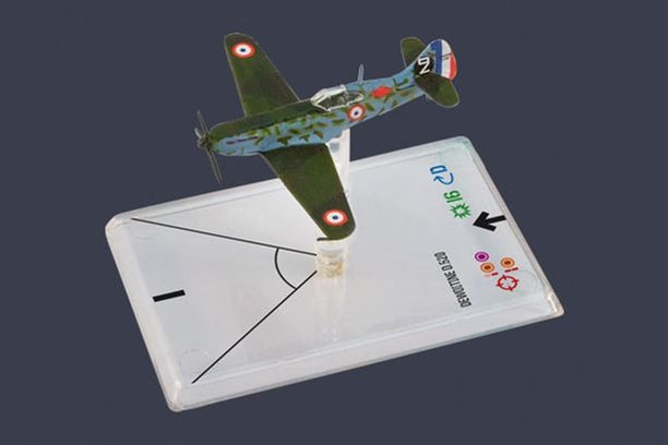 Wings of War: DEWOITINE D.520 (Thollon) [SALE]