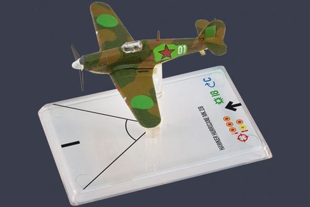 Wings of War: HAWKER HURRICANE MK.IIB (Kuznetsov) [SALE]