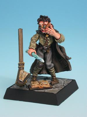 Freebooter Miniatures: Wizards Apprentice
