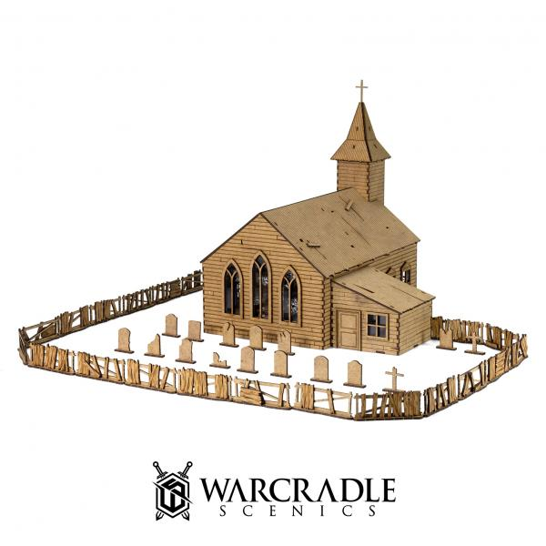 Woodford- Church Upgrade Pack