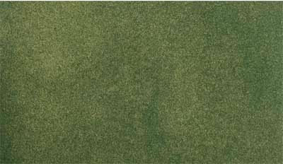 "Woodland Scenics: Ready Grass Vinyl Mat 33x50"": Green Grass"