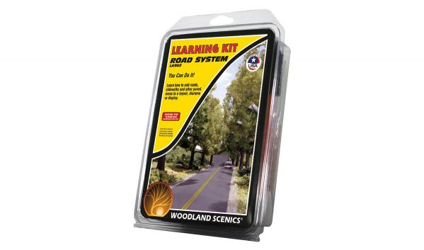 Woodland Scenics: Learning Kit- Road System