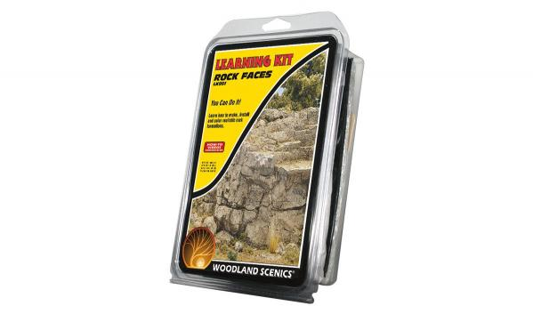 Woodland Scenics: Learning Kit- Rock Faces