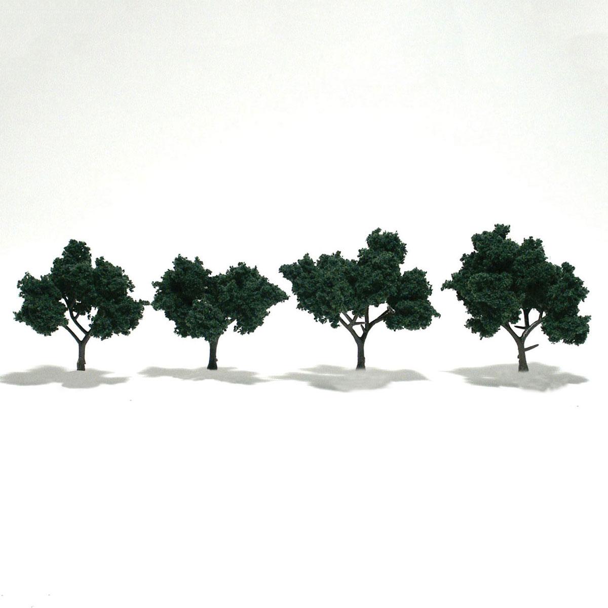 "Woodland Scenics Realistic Trees 4/"" to 5/"" TR1509"