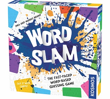 Word Slam [Damaged]