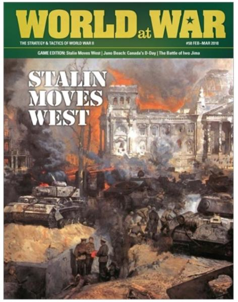 World at War Magazine #058: Stalin Moves West