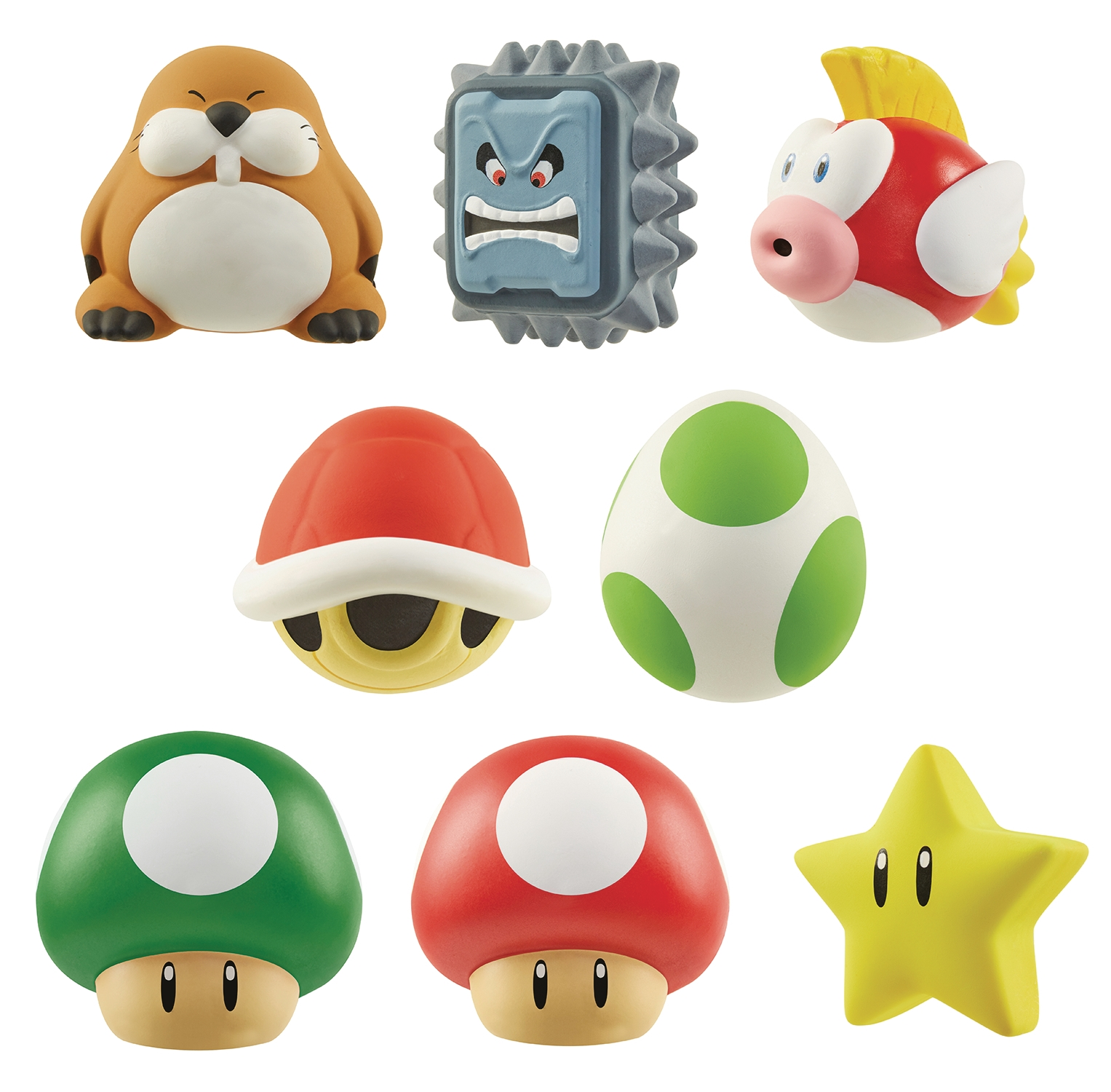 World of Nintendo Squish Toy