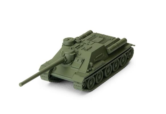 World of Tanks Expansion - Soviet (SU-100)