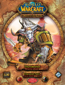 World of Warcraft Adventure Card: Thundershot Character Pack [SALE]